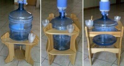 Подставка для воды 19 литров своими руками 45